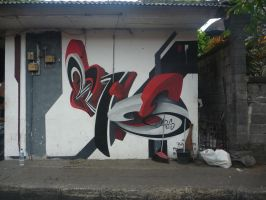 Bali Graff 0.8 by PerthGraffScene