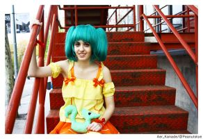 Ranka Lee - Cheerful by sakuritachan92