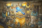 Pharaoh's Treasure by YelZamor