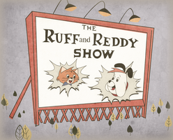 Ruff and Reddy Show old effect by Otto-V