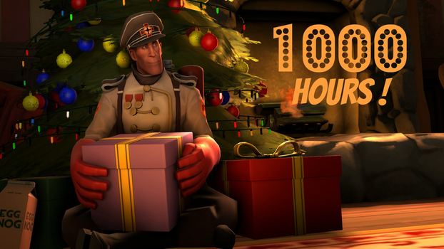 My 1000h On Sfm ! by ChienneDeVie