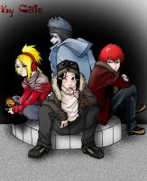 The Bad Boys by Uchiha-Texugo