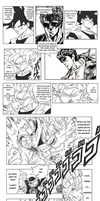 Kenshiro vs Goku by yourparodies
