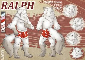 Ralph Reference Sheet by Cinna-Tree