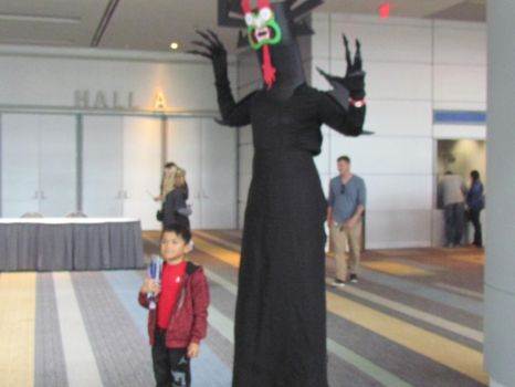 Aku is in the House by Rangerlou