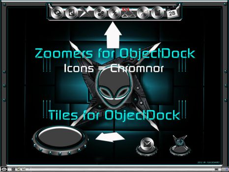 Zoomers and Tiles Blue Ice for OD by Fleescher01