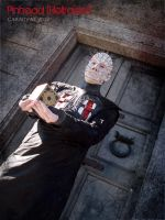 Pinhead (Hellraiser) by mtingstrom