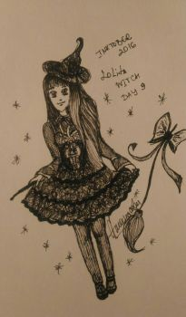 Lolita witch by StaNitYyY