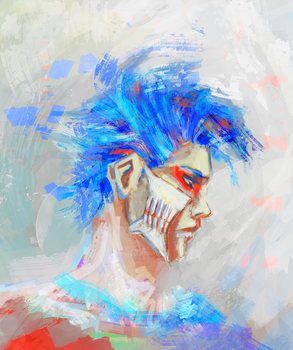 Grimmjow by adenah