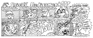 OctaScratch Comic: A Sticky Predicament by foxgirlKira