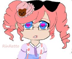 Avi Art for Rinretto on Gaiaonline C: by narakusgirl44