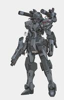 Imperial Mobile Suit (heavy type) by wdy1000
