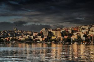 Golden Horn 2 by cahilus