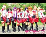 Love Live! school idol project 2 by Electric-Cat