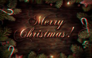 Merry Christmas! 3-D conversion by MVRamsey