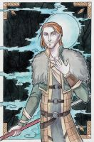 DA 2 - Anders by LadySiryna