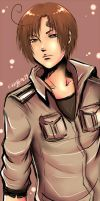 .:Hetalia : South Italy:. by Kurohime-29