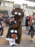 Tibbers? by Ysterath
