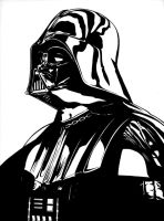 Darth Vader by DMThompson