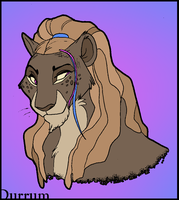 Durrum Coloured by AnnieHyena