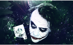 The Joker by Arcaste