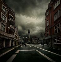 January afternoon by Alcove