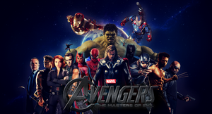 Marvel's THE AVENGERS 2: The Masters of Evil by MrSteiners