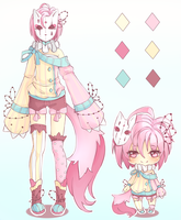 boyfriend-kun Custom  Adopt by oWinTer