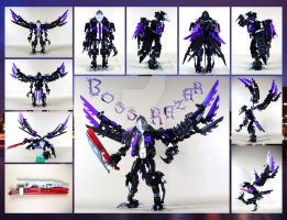 Bionicle MOC: Boss Razar by Mana-Ramp-Matoran