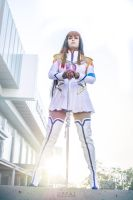 Satsuki Kiryuin Cosplay: Fear Is Freedom! by Khainsaw