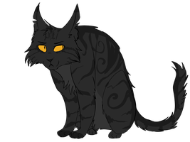 Darkstripe by baimon2000