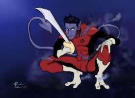 Nightcrawler by Guinicius