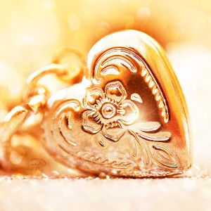 Golden Heart by Lady-Ro