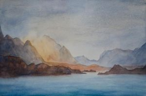 Lofoten August by EinarAasen