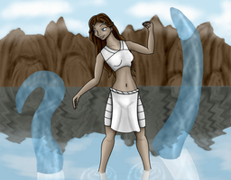 The Motherly Waterbender by The-Thrashy-One
