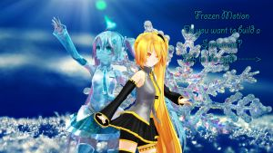 MMD Frozen motion Download by Littleaerith2140