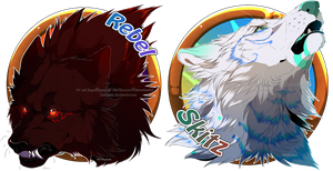 .:Comm: Tokens Batch Number Dos:. by Mayasacha