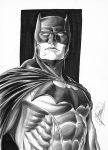 Batman Sketch by JulianoSousa