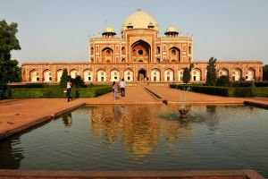 Humayun's Tomb 1 by wildplaces