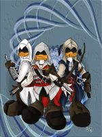 Assassin's Creed - Duck by Narya91