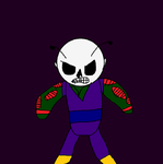 Creepy-Fighters 4 Piccolo by Slendercell-2