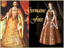 Germaine of Foix by Nurycat