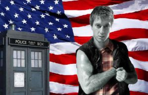 Rory Williams is Chuck Norris by RoseBadWolfTyler