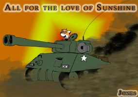 All For The Love Of Sunshine by Whatupwidat
