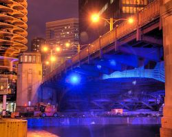 State Street Bridge by spudart