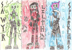 DP- The Gothicghost Girls. by AlucardHemlock