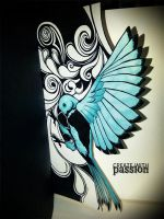 Create With Passion by Dawnelia