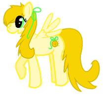 GoldenBell: Pony OC by EpicIce