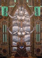 'DREAM OF THE GEMINI' by R-L-Frisby
