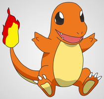004 Charmander by scope66